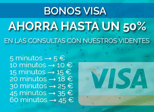 Bonos tarot Visa