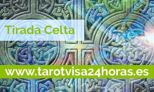 Tirada del tarot celta