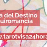 Línea del destino en Quiromancia