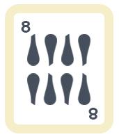 8 de Bastos