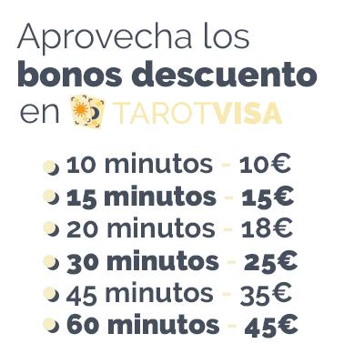 Bonos descuento Tarot VISA